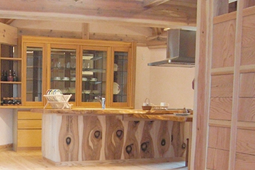 皆建の自由設計木造住宅