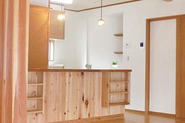 皆建のローコスト自然素材住宅